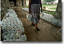 Water Collection in Bottles images